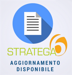 STRATEGA: UPDATE DISPONIBILE